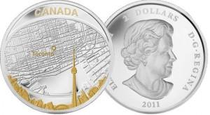 25 dollari 2011 in argento, Canada 2