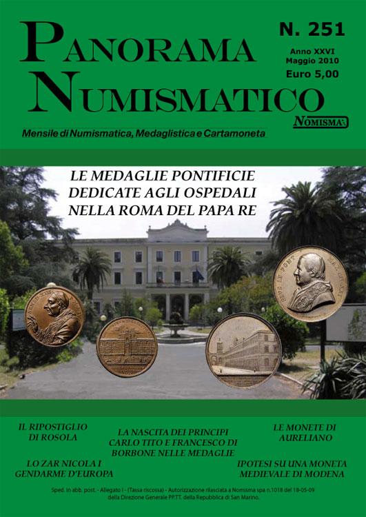 panorama numismatico nr.251