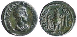 320 ROME_ELAGABALE_ANIAFAUSTINA_BRONZE