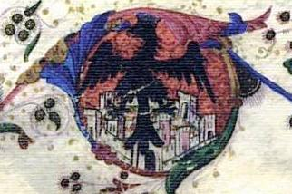 Diploma di Fernando D'Aragona