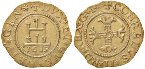 Dogi Biennali (seconda fase, 1541-1637) - Quadrupla 1619