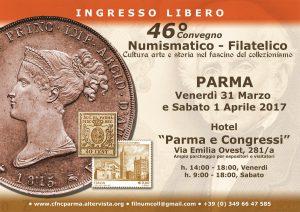 46 convegno numismatico di Parma
