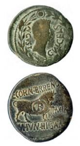 monete provinciali romane