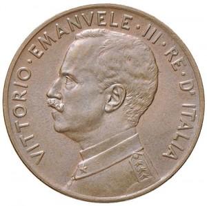 diritto di un 5 centesimi del 1913