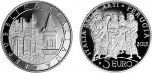 5 euro Perugia