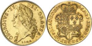 5 guinées 1746