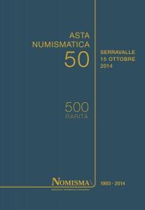 Asta Nomisma 50