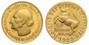50 milioni di marchi 1923 (ex Emporium Hamburg 78)