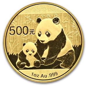 500 yuan 2012 in oro, 1 oncia