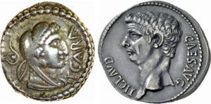 Carataco e Claudio