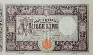 6. 1000 lire barbetti matrice