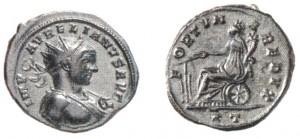 Antoniniano del 271 coniato a Siscia