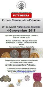 convegno numismatico a Padova