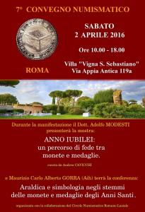 7° Roma Numismatica