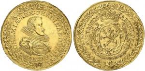 multiplo aureo da 40 ducati