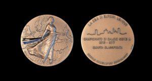 medaglia Atalanta