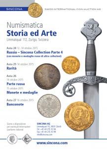 Aste Sincona 2015