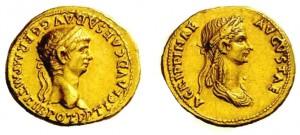 Aureo di Claudio