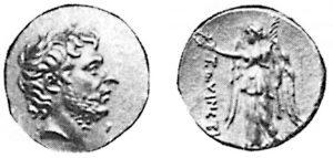 Aureo di Tito Quinzio Flaminino