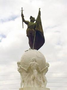Monumento a Vasco Nunez de Balboa