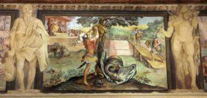 Agostino Carracci, Giasone trafuga il Vello d'o