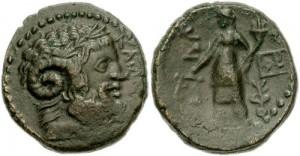 bronzo emesso dalla zecca di Catania