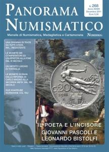 copertina panorama numismatico 268