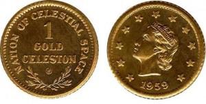 Un celeston oro di Celestia.
