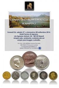 Il convegno numismatico di Napoli