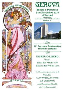 Convegno Numismatico Genova