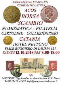 Convegno a Catania - 13 ottobre