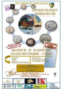 Convegno Numismatico di Riccione 2015