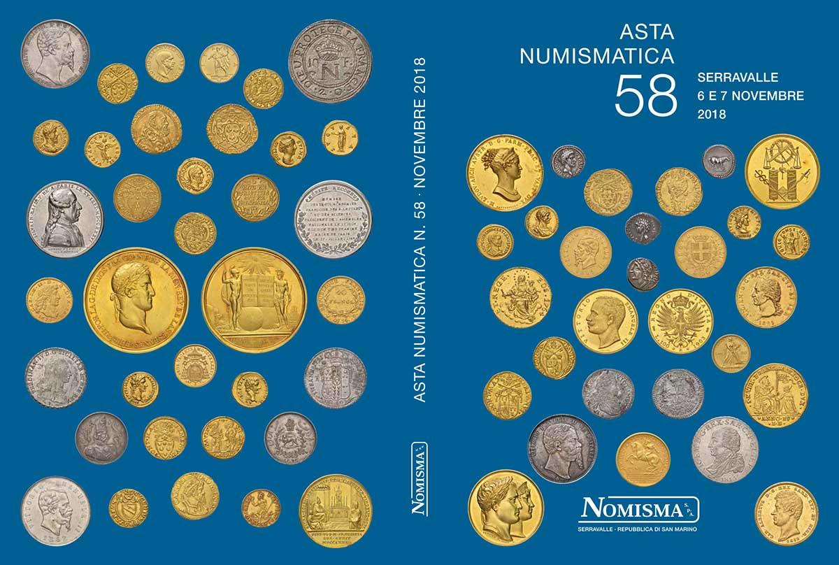 Asta Numismatica 58