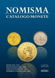 NOMISMA CATALOGO MONETE - 2019-2020