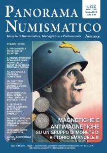 copertina panorama numismatico