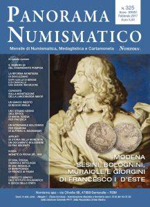 panorama numismatico nr 325 febbraio 2017