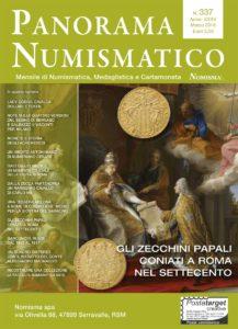 «Panorama Numismatico» (n. 337, marzo 2018)