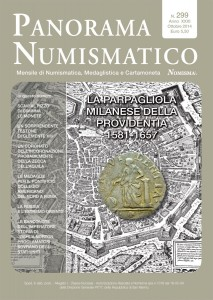 Copertina ottobre 2014 Panorama Numismatico