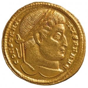 Solido d'oro di Costantino