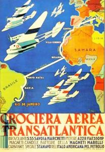 Crociera Aerea Transatlantica 1931
