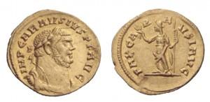 Aureo di Carausio