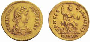 Solido di Valentiniano