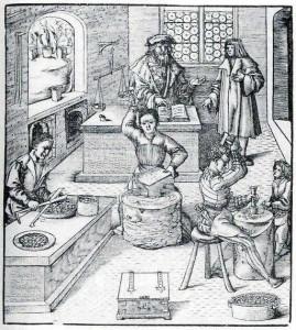 Zecca medioevale
