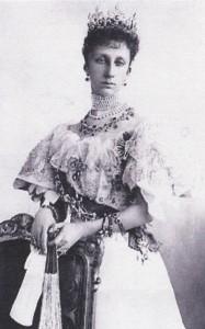 Fig. 3. Maria Luisa di Borbone-Parma.
