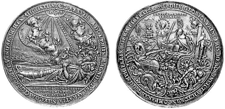 Pezzo da 5 talleri del 1634