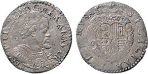 Mezzo ducato di Filippo II