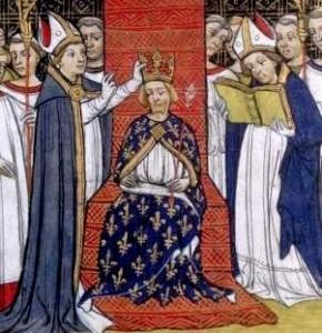 Incoronazione di Filippo III l'Ardito