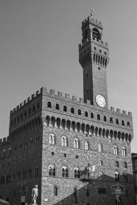 Palazzo della Signoria di Firenze.