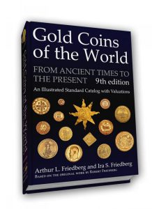 Gold Coins of the World 9a edizione