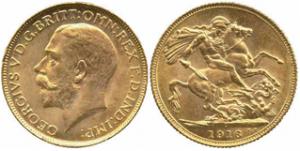 George V 1916 Ottawa